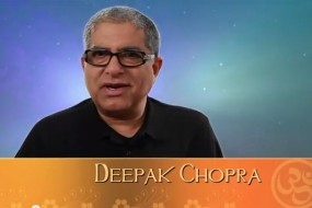 The Deepak Chopra Project: Video Game To Bring Mass Enlightenment; Games