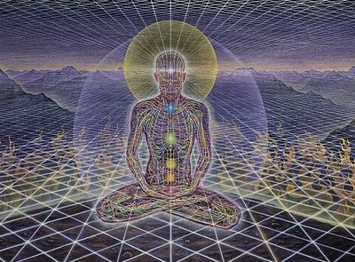 """Now that we have done all this wonderful work for the body, it's time to focus the energy into our third eye for inner transformation. Mentally chant the mantra """"Sa Ta Na Ma"""" in your mind (not out loud) for 3 to 11 minutes. This mantra translates as """"Infinity, Life, Death, Rebirth."""" Whatever time you choose, commit to it and stay steady. Breath deeply the entire time. This is a great exercise to help focus the mind and transform old behavioral patterns."""