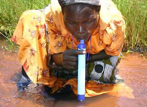 LifeStraw Brings Clean Water To Almost One Million In Kenya