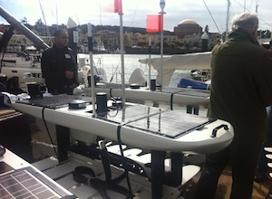 Seafaring Robots Begin Record-Breaking, 300-Day Journey Halfway Around The World (video)