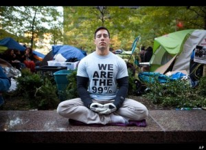Occupy Buddha: Reflections on Occupy Wall Street