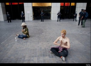 Occupy Banks Occupy Buddha: Reflections on Occupy Wall Street
