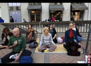 Occupy Buddha: Reflections on Occupy Wall Street, spirit