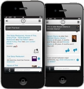 Need a New Assistant? Evi Makes a Bid to Replace Siri on iPhone and Android