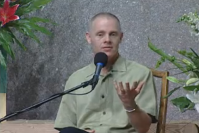 Wisdom of Do Nothing / Adyashanti