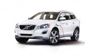 Detroit Auto Show Debuts New Volvo Hybrid Car