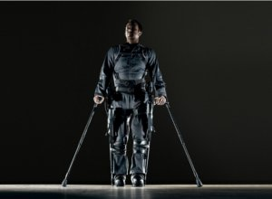 Ekso Bionics Sells its First Set of Robot Legs Allowing Paraplegics to Walk; Health