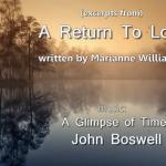 Marianne Williamson - A Return To Love; Spirit