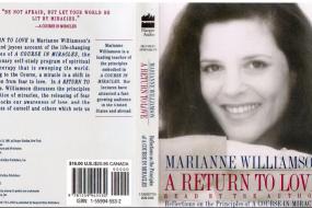 Marianne Williamson: A Return to Love (part 1) Spirit