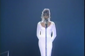 Whitney Houston I Will Always Love You Live Grammy HD; music