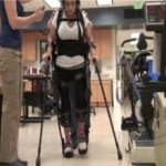 Paraplegics Walk With Exoskeleton – Exclusive Video of Berkeley Bionic's eLegs in Action