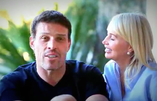 Tony Robbins- Outstanding Relationships; community