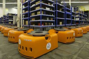 Amazon Goes Robotic, Acquires Kiva Systems, Makers Of The Warehouse Robot; Marketplace
