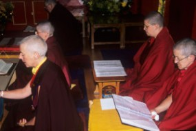 Learning Buddhism In The West, The Questions Of Women And Conflict