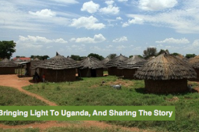 Bringing Light To Uganda, And Sharing The Story, Solar