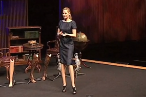 Aimee Mullins: How my legs give me super powers