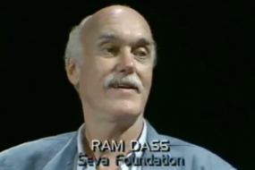 Ram Dass - Part 1 Complete: Compassion in Action - Thinking Allowed with Jeffrey Mishlove - Spirit