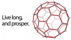 Live long and prosper Bucky Balls Could Double Your Lifespan