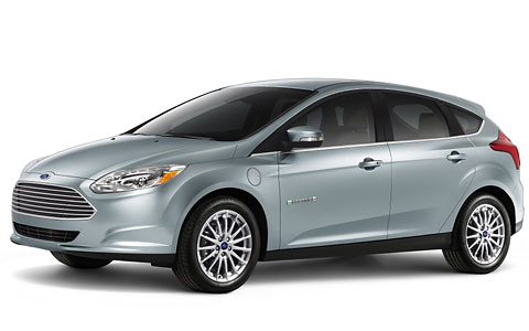 Ford Unveils Focus Electric in New York and Las Vegas; community
