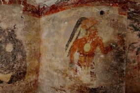 Mayan art and calendar at Xultun stun archaeologists; Maya