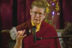 Bill Moyers on Faith and Reason With Pema Chodron - Part 5; Spirit