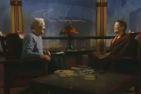 Bill Moyers on Faith and Reason With Pema Chodron - Part 6; Spitit