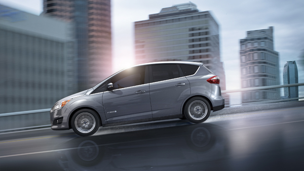 New Ford C-MAX Hybrid The Toyota Prius Killer?