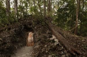 Painted Maya Walls Reveal Calendar Writing