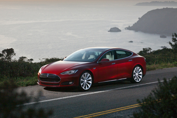 Tesla Motors Model S Hits The Open Road June 22