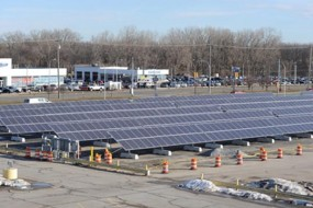 Ford Claims Energy Use Trimmed By 22 Percent; Solar