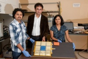 Rice researchers develop paintable battery; Tech