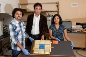 Rice researchers develop paintable battery; Tech