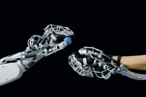 Sophisticated Robotic Hand Also Doubles As A Human Exoskeleton