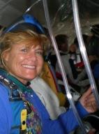 Gullcin on the way to altitude