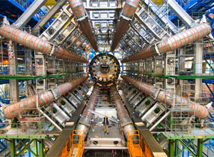 Physicists At CERN Believe They Have Found Elusive Higgs Boson