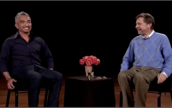 Cesar Millan with Eckhart Tolle - Part 1