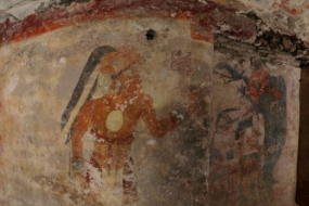 "Unprecedented Maya Mural Found, Contradicts 2012 ""Doomsday"" Myth; Maya"