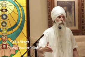 Guru Singh Yoga West Kundalini Yoga Teacher Training