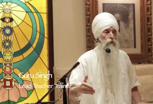 Guru Singh Yoga West Kundalini Yoga Teacher Training