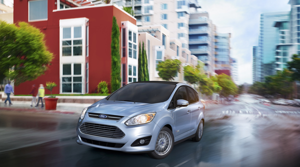 Ford C-Max Energi Plug-In Hybrid Ready For Curtain Call Today