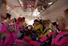 Making Pink Skies, a Documentary About Empowerment, Skydiving and Breast Cancer Community