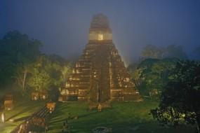 Maya Civilization Rise and Fall