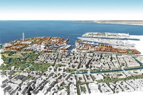 Europe's First Carbon-Neutral Neighborhood: Western Harbour
