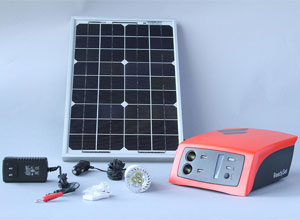 ReadySet Solar Charger Is Successful In Africa And Now Headed To US