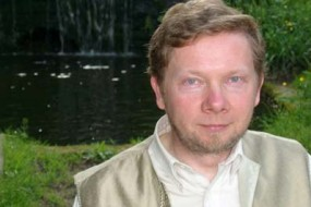 Eckhart Tolle talks Karma