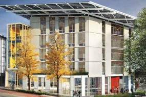 Five Of The Greenest Buildings In The World