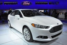Ford hopes new Fusion will be its Camry killer