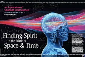 Finding Spirit in the Fabric of Space and Time