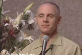 """Relationship With Thought"" Adyashanti"