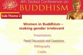 Ven Bhikkhuni Dr Dhammananda at 4GBC